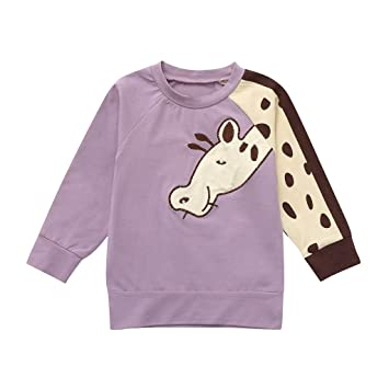 6f6923acfe Cyhulu Newborn Kids Baby Boys Girls Tops Clothes