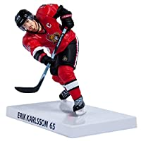 "Erik Karlsson Ottawa Senators 2015-16 NHL 6"" Figure Imports Dragon Wave 4"