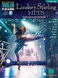 Lindsey Stirling Hits: Violin Play-Along Volume 45 (Hal Leonard Violin Play-Along) by Stirling, Lindsey (2014) Paperback