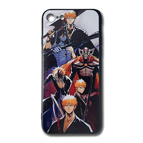 (RL06 Ichigo Kurosaki Bleach Phone Case for iPhone 7 / iPhone 8)