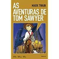 As Aventuras de Tom Sawyer - Volume 1. Coleção Farol HQ