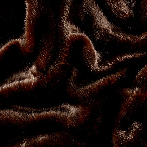 Shannon Fabrics Shannon Tip Dyed Sable Fur ()