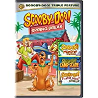 Scooby-Doo Spring Break Triple Feature