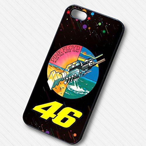 Valentino rossi pink floyd - swd pour Coque Iphone 6 et Coque Iphone 6s Case J5Q1NY