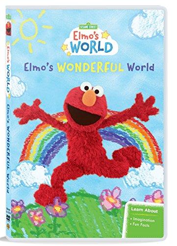 Sesame Street:Elmo