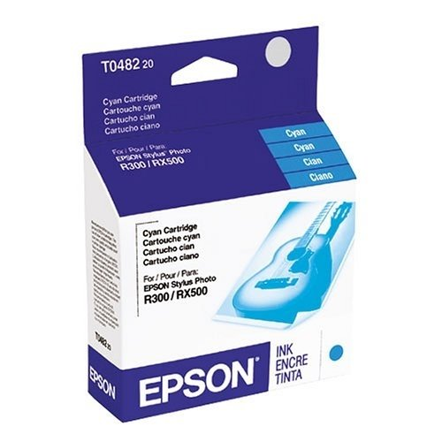 Epson 48 Inkjet Cartridge (Cyan) (T048220)