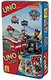 Nickelodeon Paw Patrol Uno in Collectors Tin