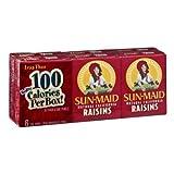 Sun Maid, Natural California Raisins, 6 Count, 6oz Package (Pack of 6)