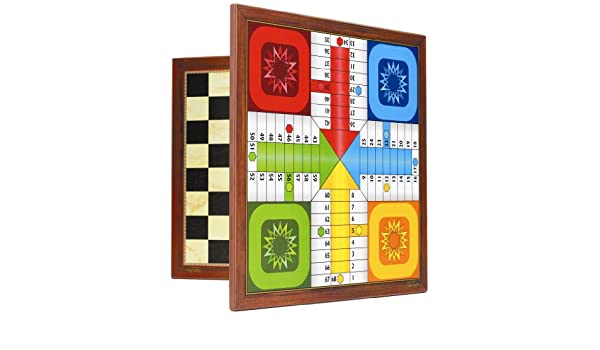 Fournier - Tablero parchís / ajedrez 4 Jugadores: Amazon.es: Juguetes y juegos