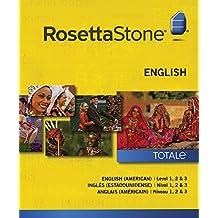 Aprende Inglés (Americano) con Rosetta Stone – Niveles 1-3