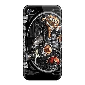 AlissaDubois Iphone 6plus Protective Hard Cell-phone Case Custom HD Oakland Raiders Image [dhg10647xljg]