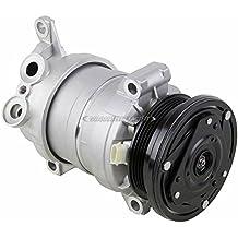 AC Compressor & A/C Clutch For Chevy Silverado 1500 & 2500 & GMC Sierra 1500 - BuyAutoParts 60-00970NA New