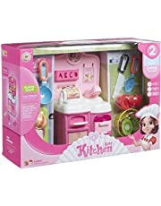 A309- Assorted Kitchen Set Big Box Kids Funny Cooking Set Toys Play_Ground