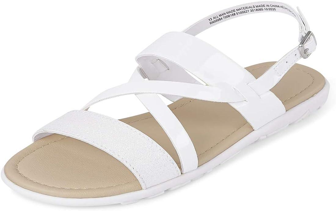 The Children's Place Unisex-Child Boardwalk Sandals Slipper