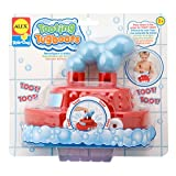 ALEX Toys - Bathtime Fun Tooting Tugboat 826