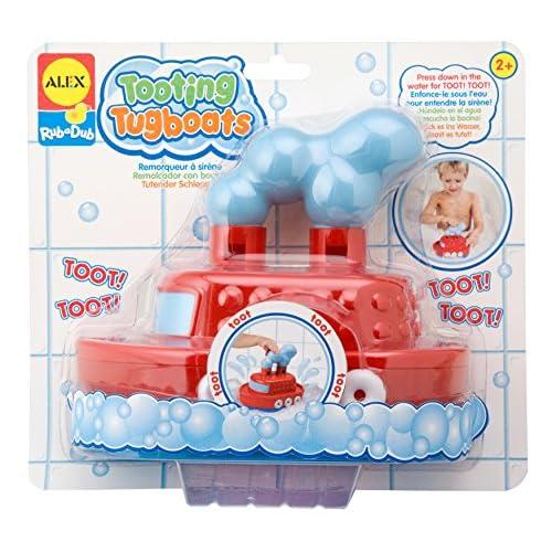 Wholesale ALEX Toys Rub a Dub Tooting Tugboats free shipping