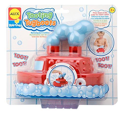 ALEX Toys Rub Tooting Tugboats product image