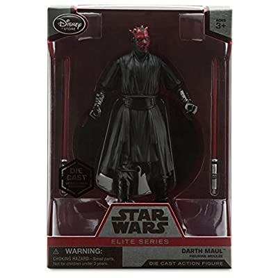 Darth Maul Elite Series Die Cast Action Figure - 6 1/2'' - Star Wars