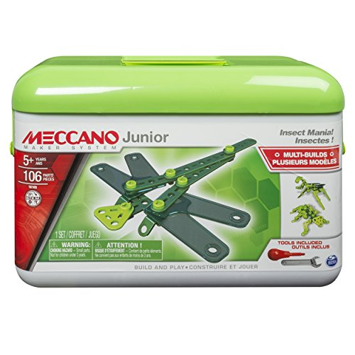 Meccano-Erector Junior...