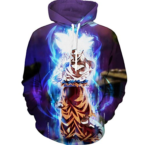 hoodie dragon ball