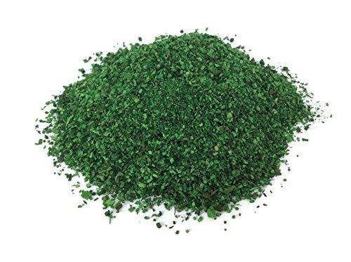 [Green Powder Fake Moss Wood Sawdust Powder Algae 35 Grams Green Growing Plant Pot Flower Handmade] (Diy Tree Frog Costume)