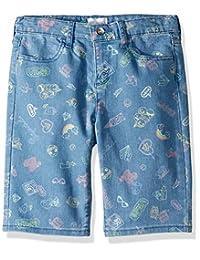 The Children's Place Pantalones Cortos, Mezclilla, Skimmer Short de Mezclilla para Niñas