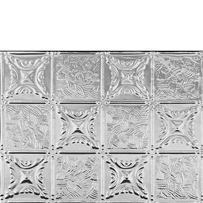 0610 GRANDMAS QUILT BACKSPLASH Aluminum
