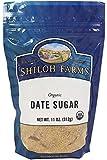 Shiloh Farms Organic Date Sugar -- 11 oz