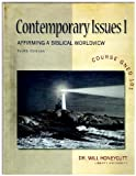 Contemporary Issues I, 3E, Honeycutt, Will, 1600363040