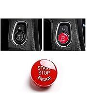 Car Engine Start Stop Switch Button Cover for BMW F30 F10 F34 F15 F25 F48 X1 X3 X4 X5 X6