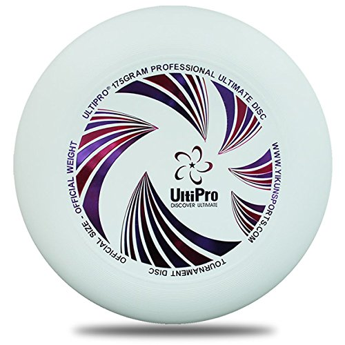 175G Professional Ultimate Disc Ultipro Ultimate Frisbee Wfdf Approved Wave