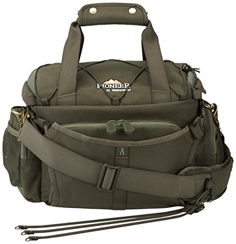 Vanguard Pioneer 900 Hunting/Range Bag, Green by Vanguard