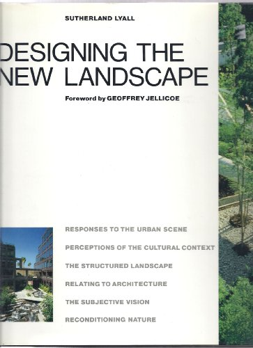 Designing the New Landscape by Thames and Hudson