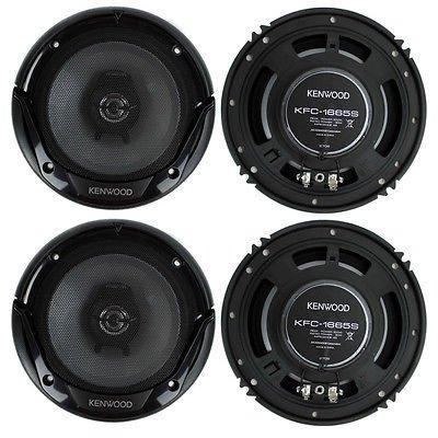 new-4-new-kenwood-kfc-1665s-65-inch-600-watt-2-way-car-audio-door-coaxial-speakers-puner-store