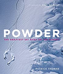 The most impressive, thrilling and scenic ski runs in the world, Powder is the definitive guide to the top ski and snowboard locations. This comprehensive and visually stunning feast of snow-bound derring-do showcases the very best and most f...