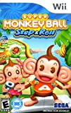 Super Monkey Ball - Step & Roll Wii Instruction Booklet (Nintendo Wii Manual Only - NO GAME) [Pamphlet only - NO GAME INCLUDED] Nintendo