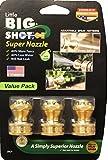 super shots - Little Big Shot Super Nozzle - 3pack