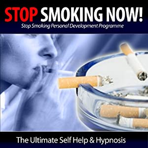 Stop Smoking Now! Audiobook