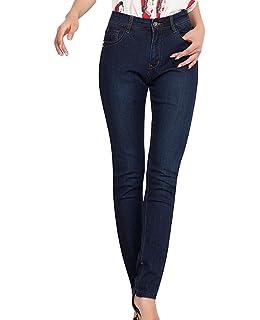 9ddc83a41358d2 YuanDian Damen Herbst Winter Lässige Große Größen Skinny Jeans Leggings Mode  Stretch Knöchel Slim Fit Enge