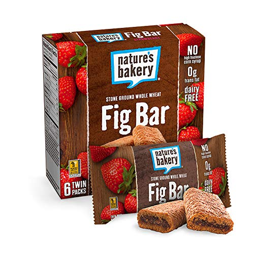 (Natures Bakery, Bar Fig Whole Wheat Strawberry, 2 Ounce, 6 Pack)