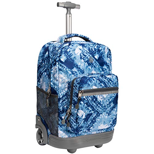 Check expert advices for wheeled backpack for school girls?
