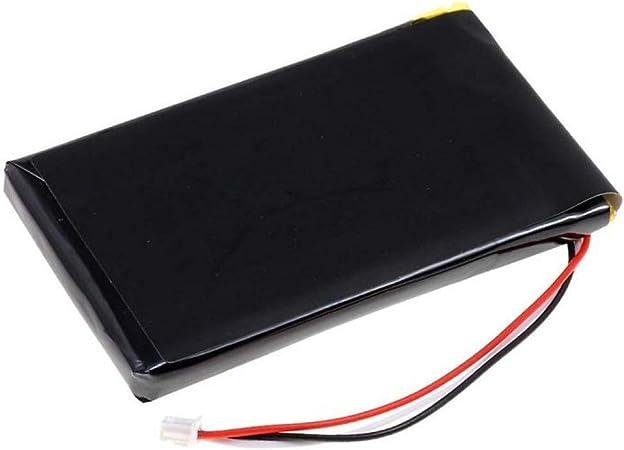 Akku Für Tomtom Go 930 1300mah 3 7v Li Polymer Elektronik