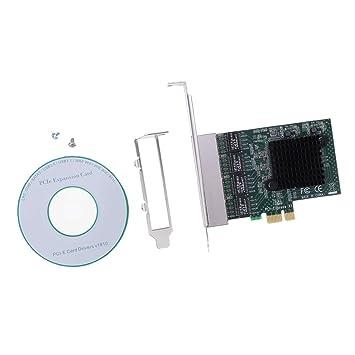 B Baosity RTL8111GX4 4 - Tarjeta de Red PCI Express a ...