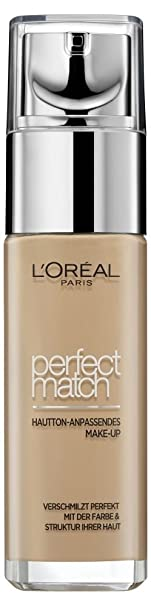 L'Oréal Paris Perfect Match in 4N Beige