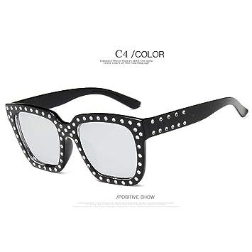 VINSHINE Nueva Square Women Fashion Design Gafas De Sol De ...