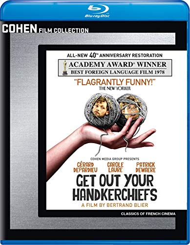 Get Out Your Handkerchiefs [Blu-ray]