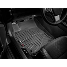 WeatherTech Custom Fit Front FloorLiner for Select Dodge Dakota / Mitsubishi Models (Black)