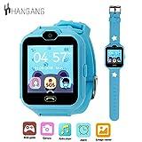 Hangang Kids Camera Watch Kids Smart Watch with Three Games Phone Watch Bracelet
