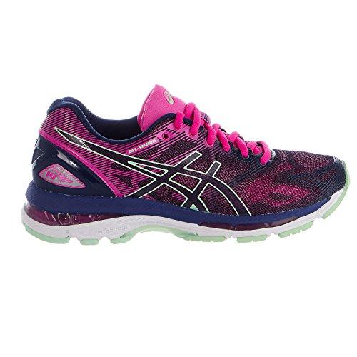 Asics Women's Gel-Nimbus 19 Running Shoe - Indigo Blue/Pa...