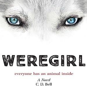 Weregirl Audiobook